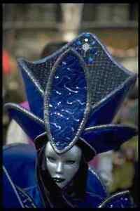 575024-Venice-Carnival-Mask-Italy-A4-Photo-Print