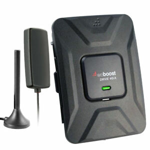 Details about weBoost (Wilson) Drive 4G-X Car Cell Phone Signal Booster -  470510 | Free Case