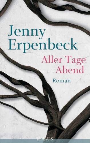 1 von 1 - Aller Tage Abend: Roman von Erpenbeck, Jenny