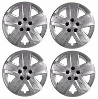 2010-2011 Chevy Impala 17 Wheelcover Hubcaps Chrome Bolt-on Set