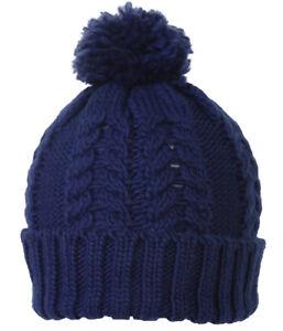 TopHeadwear-Crochet-Knit-Pom-Cuff-Beanie-2-pack-Ice-Cobalt