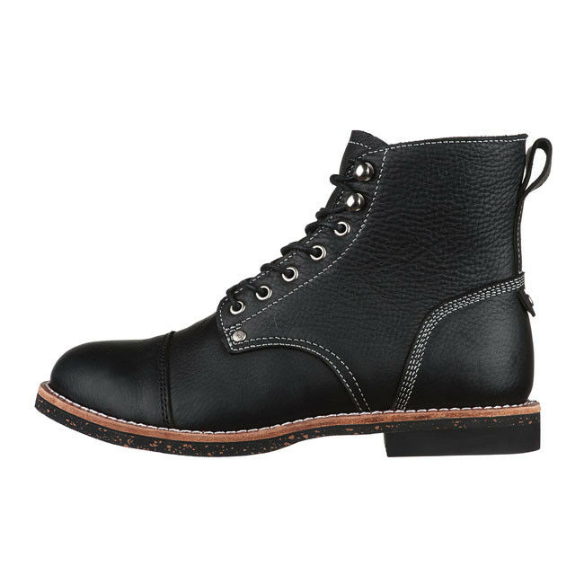zapatos DICKIES KNOXVILLE LACE UP botas negro 45