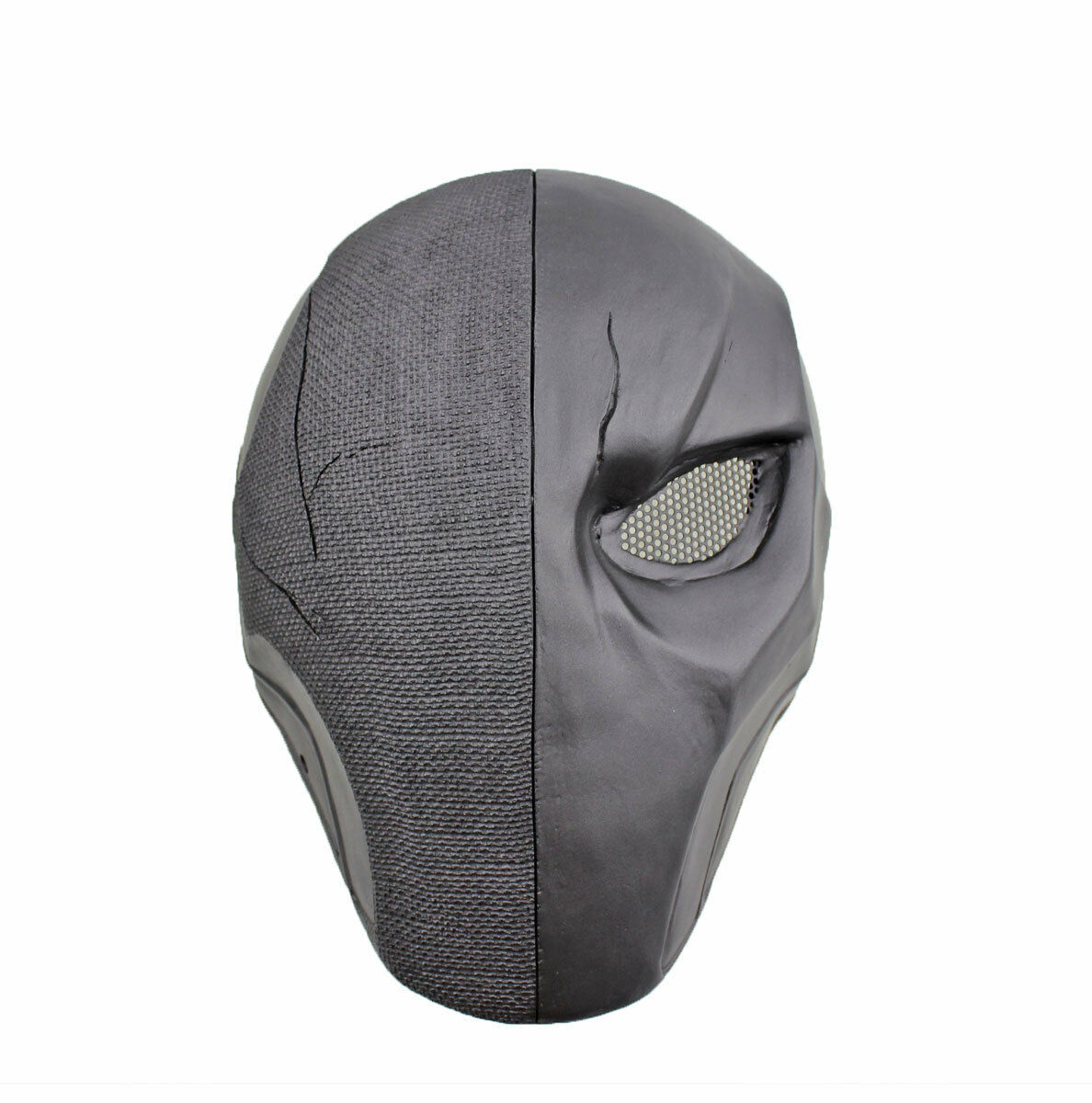 Single Eye Mask Paintball Airsoft Full Face Prossoection Prop Halloween M0895