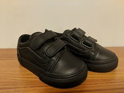 6ff9e8f088 VANS New Old Skool V Classic Tumble Vault Toddler Size USA 5 | eBay