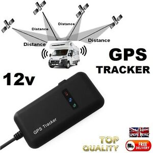 Motorhome-Campervan-Car-GPS-GSM-GPRS-Real-Time-Tracker-Device-SELF-BUILD-PROJECT
