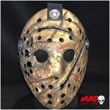 Deluxe Freddie vs Jason Hockey Mask - Friday 13th / Nightmare on Elm St Replica