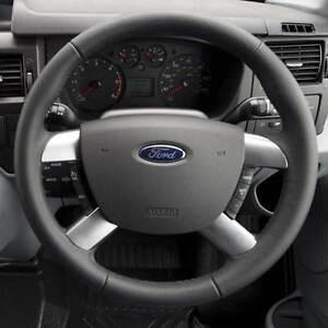 FORD-Transit-SPORT-MK7-LTD-SILVER-Steering-Wheel-Trim-ST-2-2-TDCI-SWB-LWB-T260