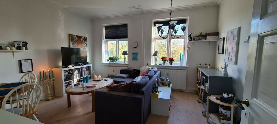 4000 2 vær. andelslejlighed, 58 m2, Ringstedgade 70A 1th