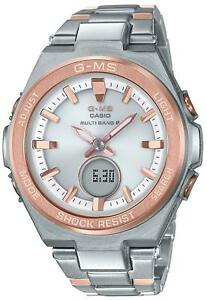 Details about CASIO BABY-G G-MS MSG-W200SG-4AJF Tough Solar Multiband 6  Women s Watch New 6777093606