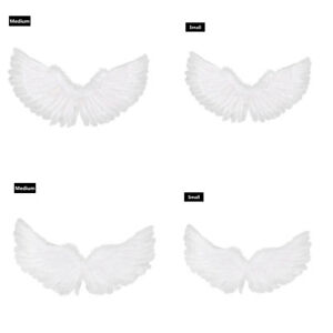 """US Feather Fairy Angel Wings Xmas Fancy Dress Dance Party Cosplay Stage Show 24/"""""""