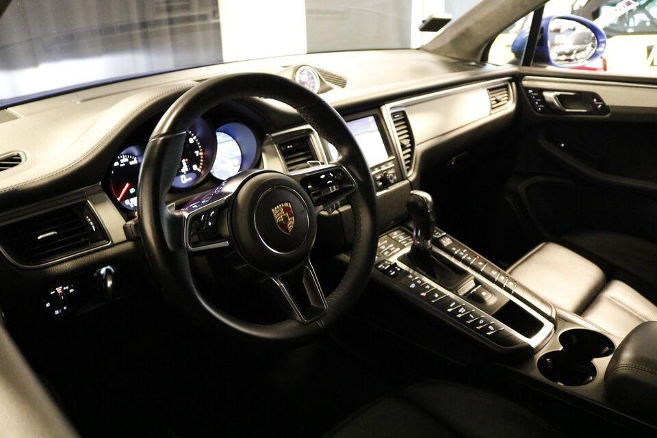Porsche Macan Turbo 3,6 PDK Benzin 4x4 4x4 aut. Automatgear