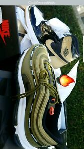 on sale 0c49d d9d0c Image is loading Nike-Air-Max-97-OG-Undefeated-Complex-Con-