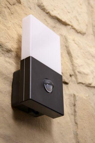 Design Außenleuchte von OSRAM LED Außenwandleuchte Wandlampe Bewegungsmelder NEU