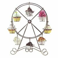 Metal Wire Cupcake Holder Stand Table Centerpiece