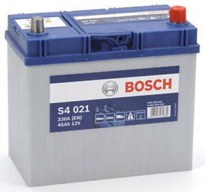 Bosch S4021 Batterie de Voiture 45A/h-330A