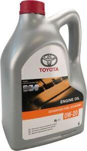 TOYOTA-advanced-fuel-economy-0w-20-5-LITRI-OLIO-MOTORE-ILSAC-gf-5