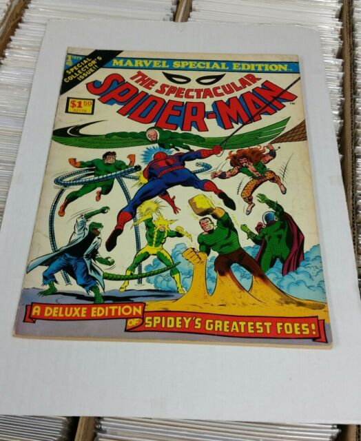 Spectacular Spider-Man Volume 1 #1-250 Marvel 1976 YOU PICK /& CHOOSE ISSUES