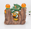 Dragonball Z Shenron Figure /& Mountain Stand /& Crystal Balls Toy Statue Hill DBZ