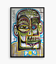 NEO-Street-Art-Graffiti-Face-Print-Urban-Abstract-Modern-Poster-Quotes-Wall-Deco thumbnail 3