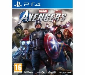 PS4 Marvel's Avengers - Currys