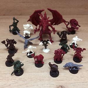 Waddingtons Dark World + Village of Fear & Dragons Gate Monsters Multi-Listing