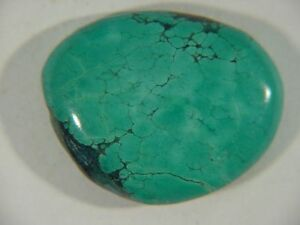 BUTW-Genuine-Natural-Chinese-Turquoise-Lapidary-Freeform-Cabochon-9477C