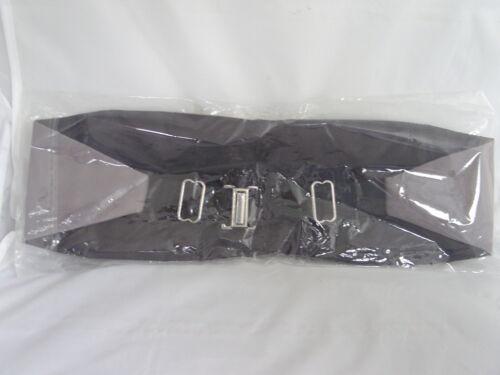 Dark GREY Bow tie Cummerbund and Hankie Set/>Free P/&P 2UK/>/>1st Class-50 colours