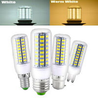 9W 12W 15W E27 E14 G9 B22 5730 LED Glühbirne Birne Mais Licht Leuchtmittel Lampe