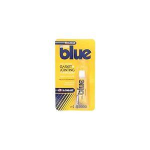1-X-Hylomar-Universal-Azul-40g-Tarjeta-de-la-ampolla-Junta-amp-unirse-a-compuesto-de-vehiculo