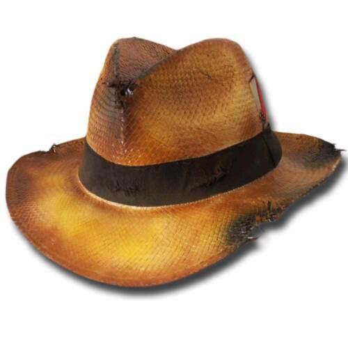 Dandy Dusty fedora Straw paper hat