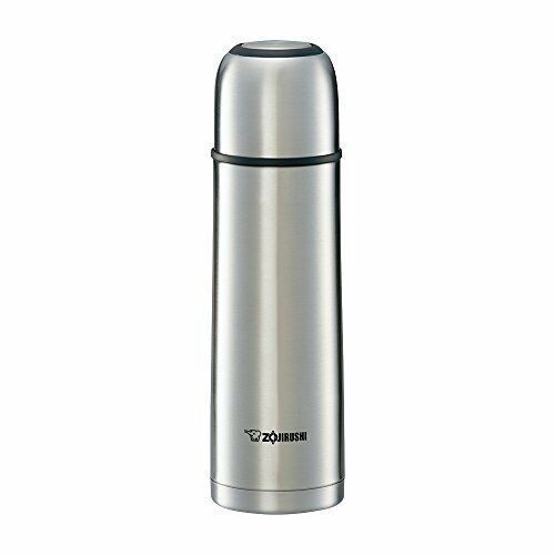 ZOJIRUSHI Stainless Water Bottle Cup Type Thermos 500ml Silver SV-GR50-XA JAPAN