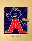 Paul Thurlby's Alphabet by Paul Thurlby (Hardback)