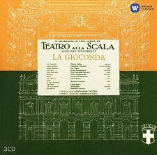 CALLAS/COSSOTTO/CAPPUCCILLI/VOTTO/OTSM - LA GIOCONDA (REMASTERED 2014) 3 CD NEU