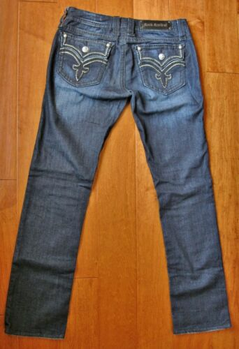 taglia jeans Jeans Revival in 29 Rock a gamba Darcy dritta PaZwvSq
