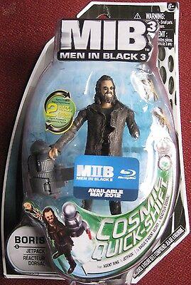 Men in Black 3 Boris Jetpack Figure Cosmic quickshift