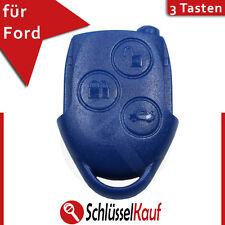 Ford 3 Tasten Funk Fernbedienung Gehäuse Auto Connect Transit Tourneo Mondeo Neu