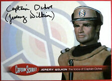Captain Scarlet - JEREMY WILKIN as Captain Ochre - AUTOGRAPH CARD