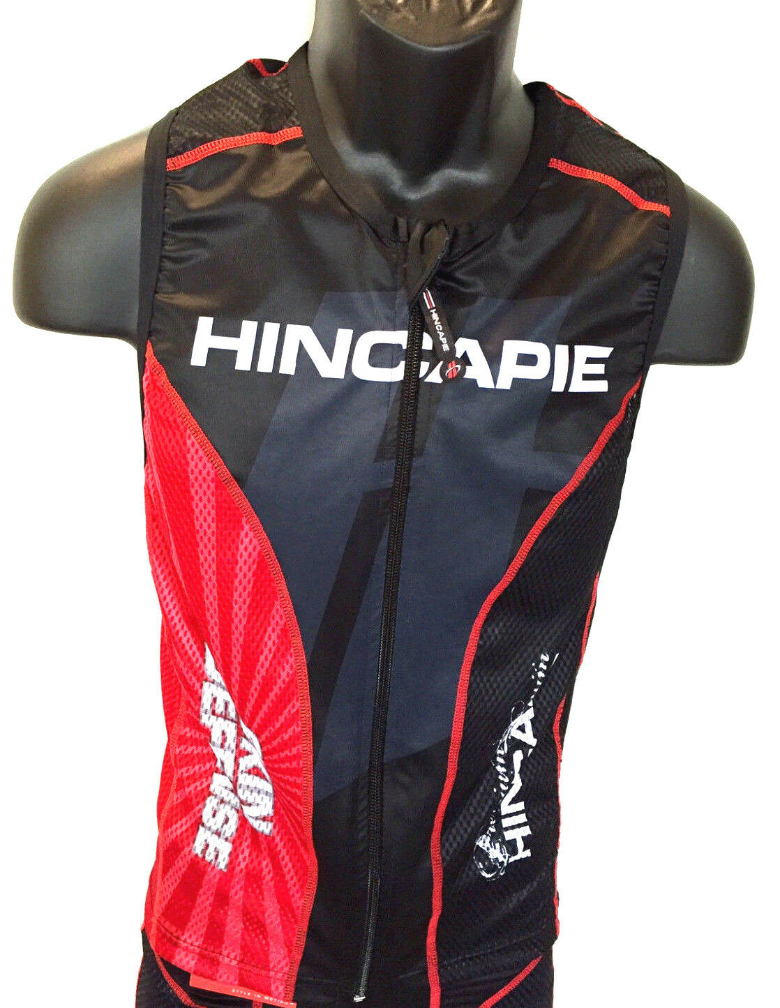 Hincapie Velocity Tri Top Large Sleeveless Triathlon  Clothing Brand New   fantastic quality