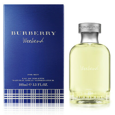 BURBERRY WEEKEND EDT for Men 100ml | Genuine Burberry Men's Perfume