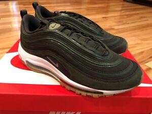 Details about Nike Women's Air Max 97 UT Sequoia Neutral Olive AJ2248 300 Size 8.5