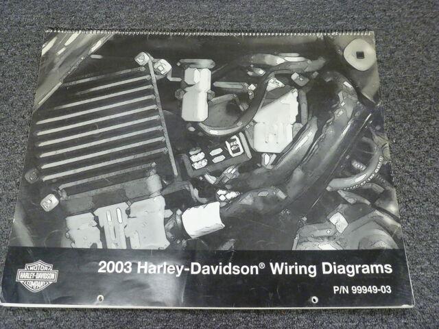 2003 Harley Davidson Electra Glide Road King Electrical