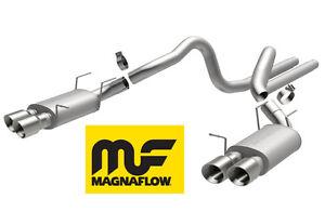 Ligne-echappement-15172-Ford-Mustang-GT500-Shelby-5-8L-de-2013-a-2014-Magnaflow