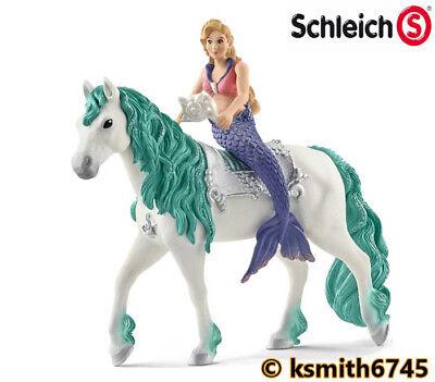 Schleich MERMAID MICHELLE solid plastic toy Marine sea fantasy figure NEW