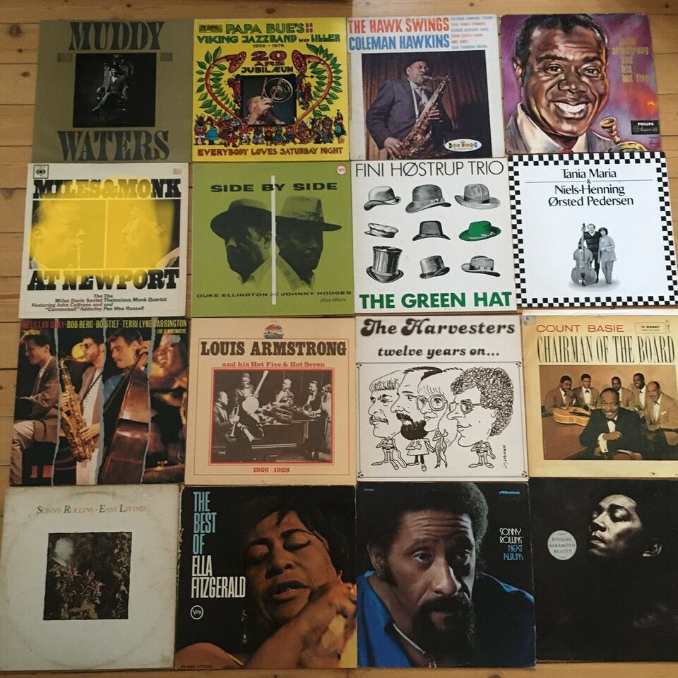 LP, Miles Davis - Tom waits , Jazz