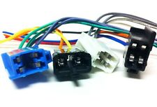 DELCO GM GM2700 Factory Radio Wire Harness AM/FM Stereo Cassette Plugs