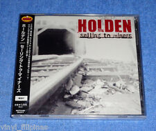 JAPAN:HOLDEN - Selling To Miners,CD,SEALED,+OBI,EMO,PUNK