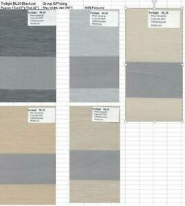 New Zebra Shades / Twilight Sheer Shades now Available Online from OriginalBlinds.com Ottawa / Gatineau Area Preview