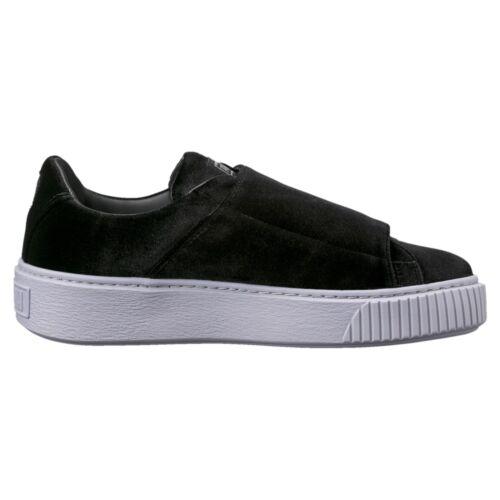 Sneaker Platform Basket Puma Neu Schuhe Frauen Rope Velvet Damen Strap xw657dY5q