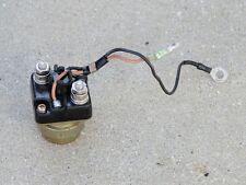 150/175/200 HP Yamaha HPDI Starter Relay Assembly 2000-2003 61A-8194A-00-00
