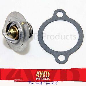 Thermostat-amp-Gasket-SET-Suzuki-Vitara-3-5DR-1-6-G16A-G16B-88-97